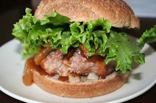 Oprah's Favorite turkey burger, the mar a lago turkey burger! ohsweetbasil.com