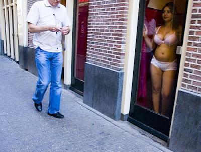 Amsterdam and tranny
