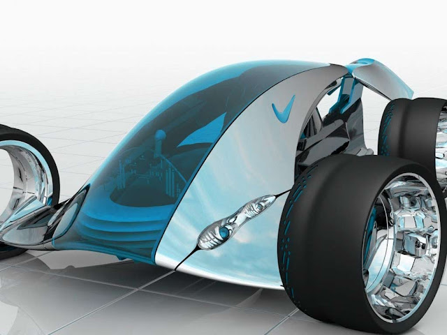 Concept Cars 2012 Wallpapers Nike