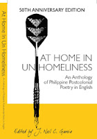 At Home in Unhomeliness: new Philippine PEN poetry anthology