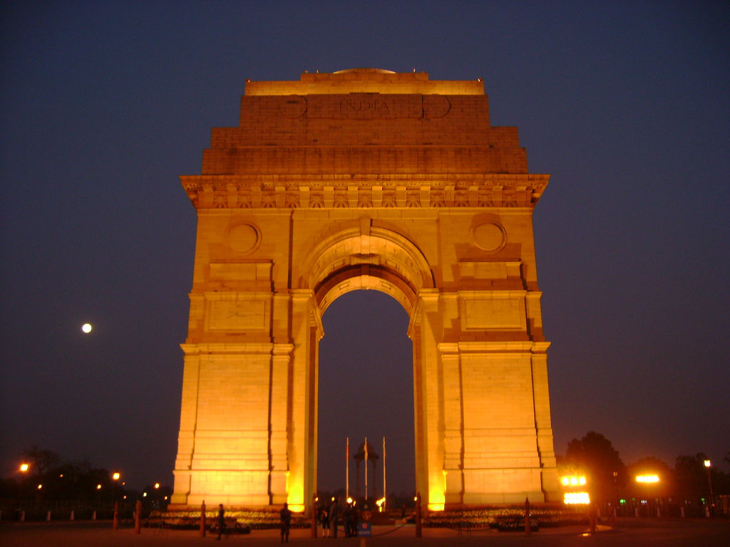 Go Round: Tourism in New Delhi, India