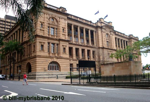 Conrad Hotel Brisbane