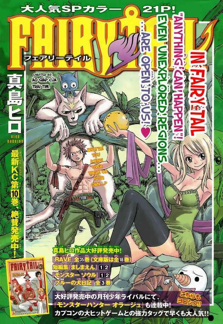 Fairy Tail Chap 89