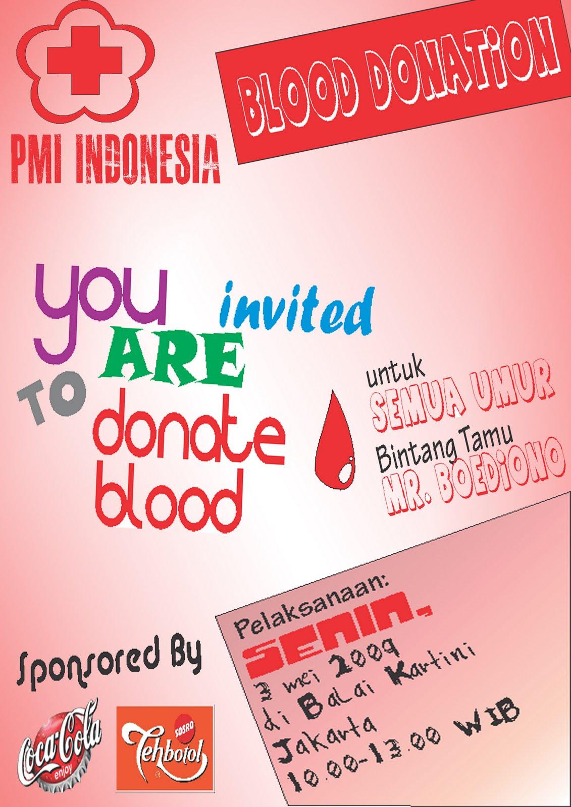 Zlazherz Poster Donor Darah