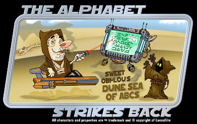 Sweet Obi Lou's Dune Sea of ABC's