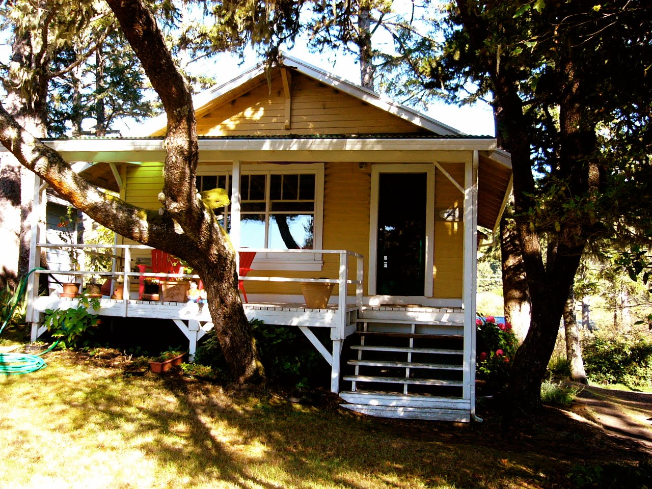Oregon Coast Beach Cottages The Best Beaches In World