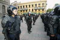 La respuesta del espurio a la movilización ciudadana