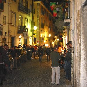Lisboa, Bairo Alto
