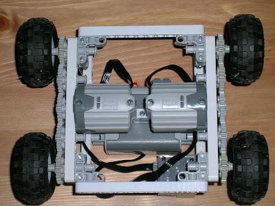 lego motor xl power