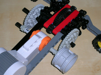 Lego Mindstorms and Technics Scene in Malaysia: Quick engage
