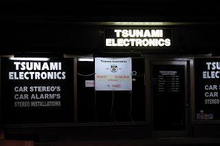 tsunami electronics