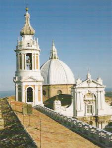 Lo splendido complesso del santuario di Loreto