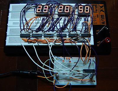Digital Clock Prototype