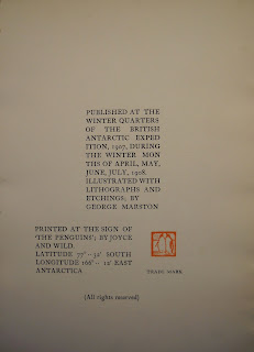 "A printed page from ""Aurora Australis."""