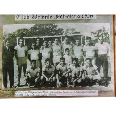 Club Oriente Petrolero 1956
