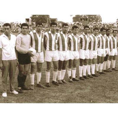 Club Oriente Petrolero 1971