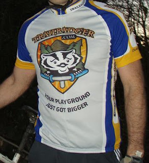 TrailBadger Biking Top