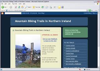 TrailBadger.com - Mountain Biking Trails in Northern Ireland