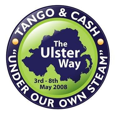 Tango & Cash Ulster Way logo