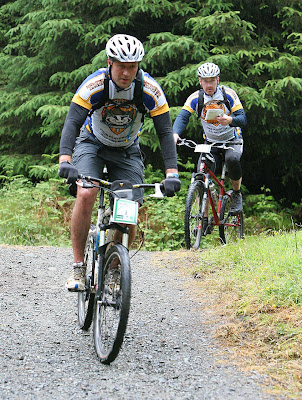 Kilbroney Challenge - mountainbiking