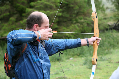 Kilbroney Challenge archery