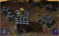 لعبة Warzone 2100 الرائعة