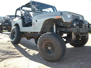Twisty Jeep
