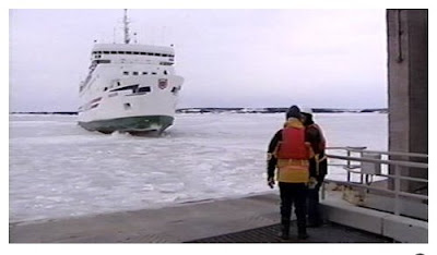Grindstone Island Ferry