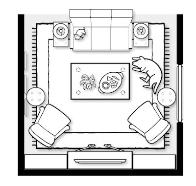 Lawren: Furniture Templates For Floor Plans Wooden Plans ...