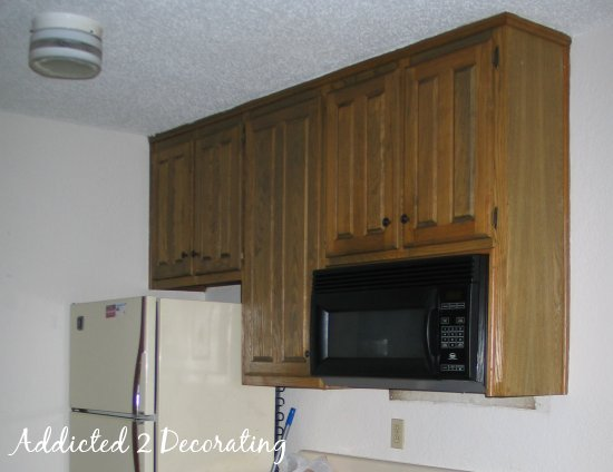 Turn Raised Panel Cabinet Doors Into Recessed Panel Doors Addicted 2 Decorating