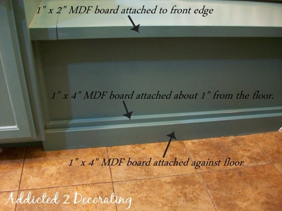 How To Build A Banquette Seat With Storage Addicted 2 Decorating