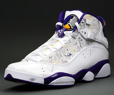 Nikes New Jordan Line of Championship (Loser) Shoes
