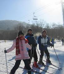 侠客也要懂得滑雪才能生存