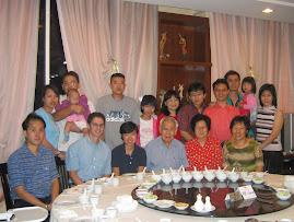 大家庭的聚餐
