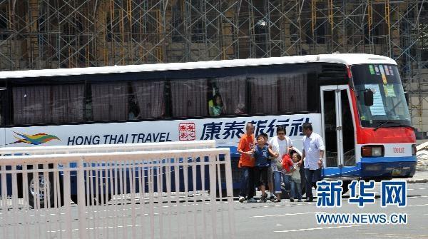 Getvmaster- 收集熱門新聞資訊: 香港遊覽車挾持人質事件 完整報導