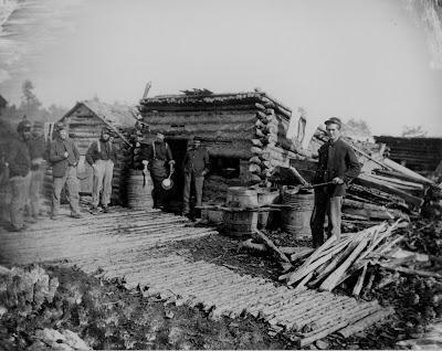 Food - The American Civil War