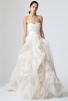 e21031c45f99 Vera Wang Diana gowns for sale on the web right now. Once Wed. $4,250 US  (originally $8,295)