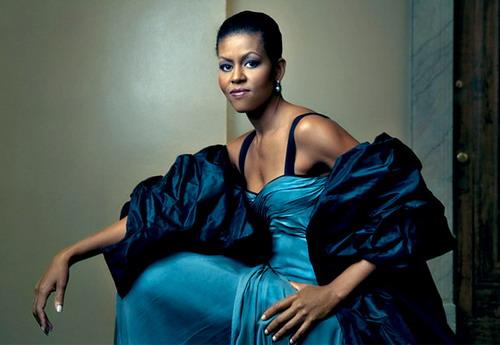 michelle obama photo shoots