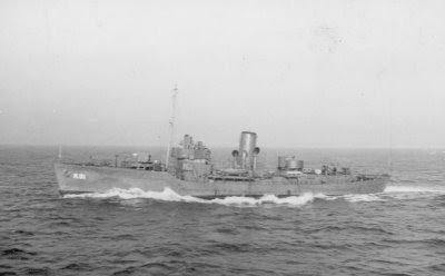 HMS Mallow (K-81)