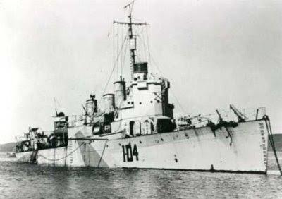 HMCS Annapolis (I-04)