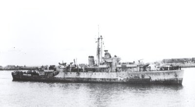 HMS Black Swan (L-57 / U-57)