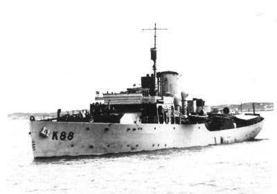HMS Clarkia (K-88)