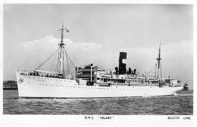 HMS Hilary (F-22)