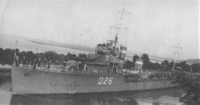 HMS Watchman (D-26)