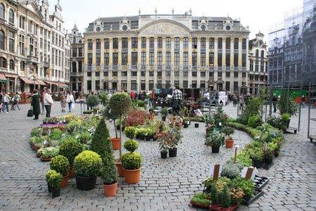 Bruxelas - Grand Place