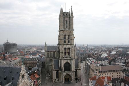 Catedral Saint-Bavon - Gent