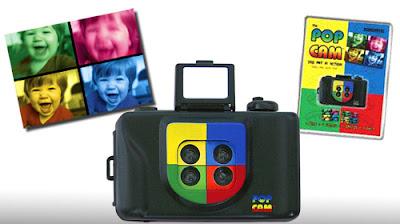 Pop Cam Ton portrait Pop Art avec Pop Cam