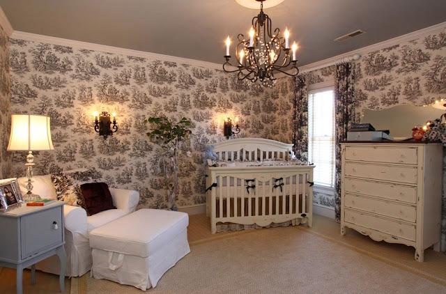Beautiful Baby Rooms: Jolin's Photos And Stories: Beautiful Baby Nursery