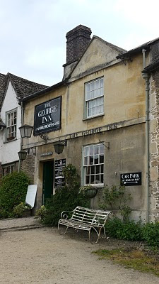 The George Inn at Lacock