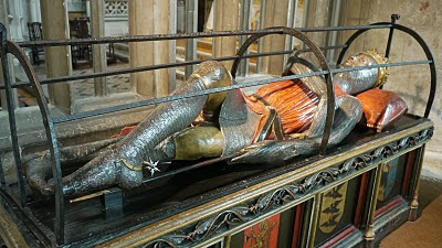 Tomb of Robert 'Duke of Normandy'
